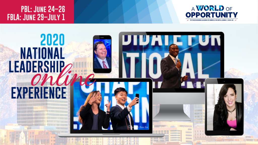 2020 National Leadership Online Experience